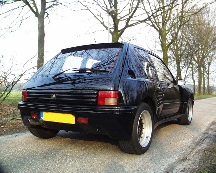 dossier peugeot 205 gti kit dimma nouvelle adresse. Black Bedroom Furniture Sets. Home Design Ideas